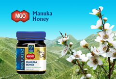 Manuka honning