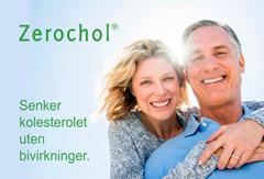 Zerochol mot kolesterol